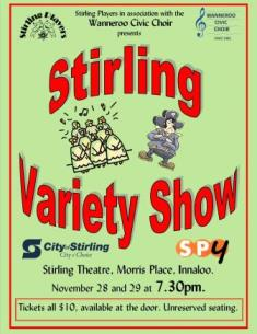 variety show flyer for web